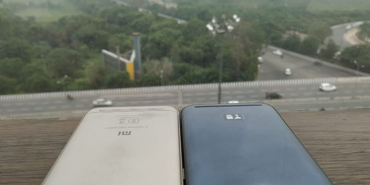 Both phones are worth Rs 5,999.