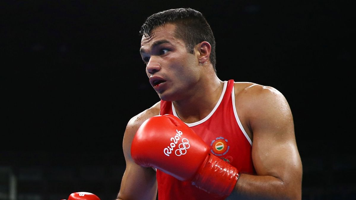 To Prepare for Olympics, I Need to Switch to Pro Boxing: Krishan