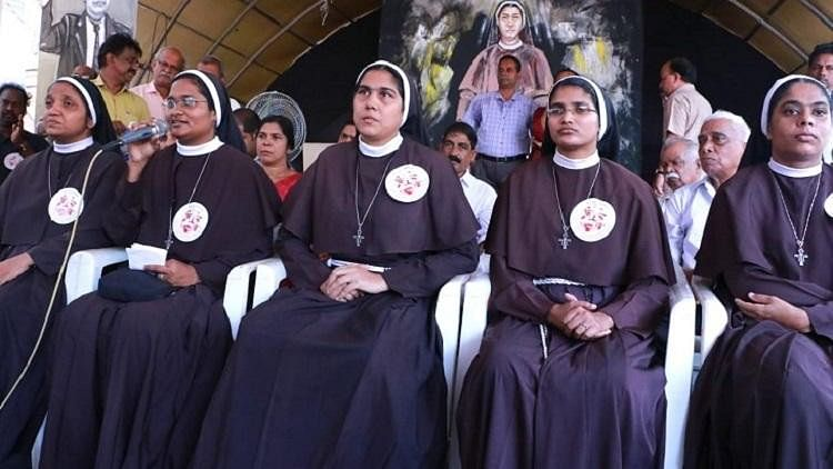 The Sisters from a little known convent in Kuruvilangad, Kottayam, decided to take on the mighty church.