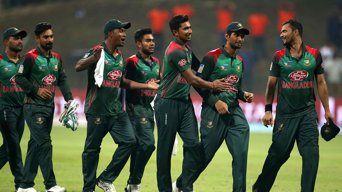 'Hope Boys Will Play Hard': Captain Mortaza Before Asia Cup Final