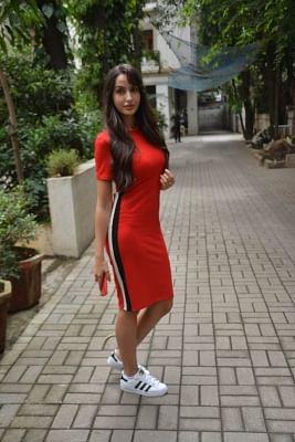 Actress Nora Fatehi (Photo: IANS)