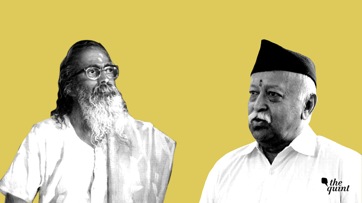 BJP & RSS Must Go Back to Golwalkar's Ideas to Check Communalism