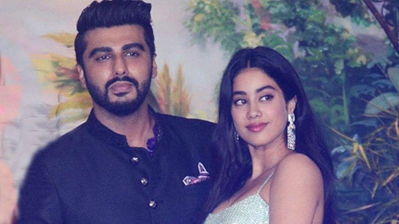 Arjun and Janhvi Kapoor will shoot for the new season of Karan Johar's <i>Koffee With Karan. </i>