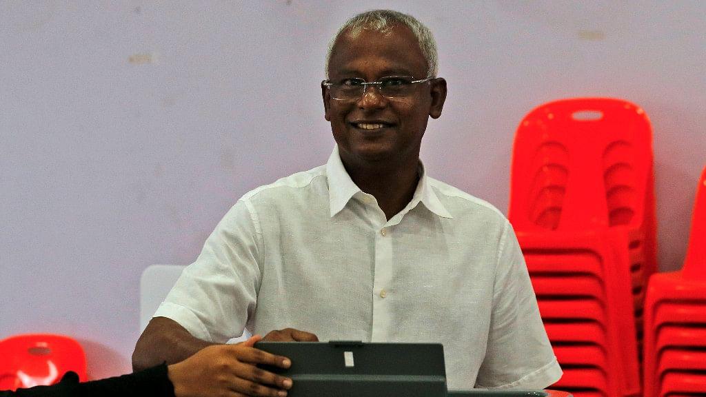 Modi Congratulates Maldives' New President, Calls for Strong Ties