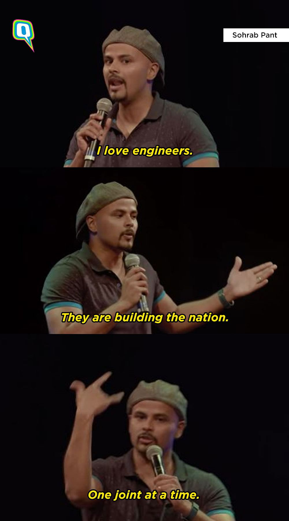 These Punchlines Sum up What it is Like To be an Engineer in India