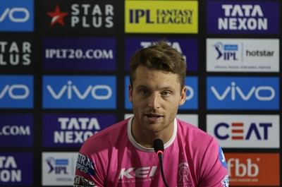 Jos Buttler. (Photo: Surjeet Yadav/IANS)