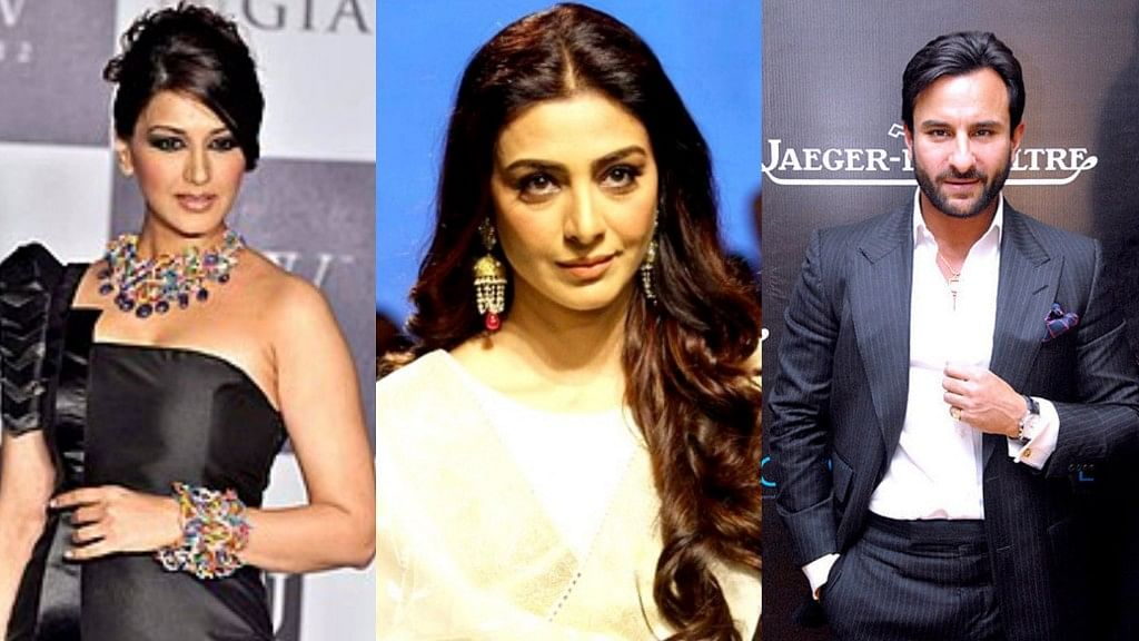 The three actors, along with two others may come back under the scanner in the blackbuck case.