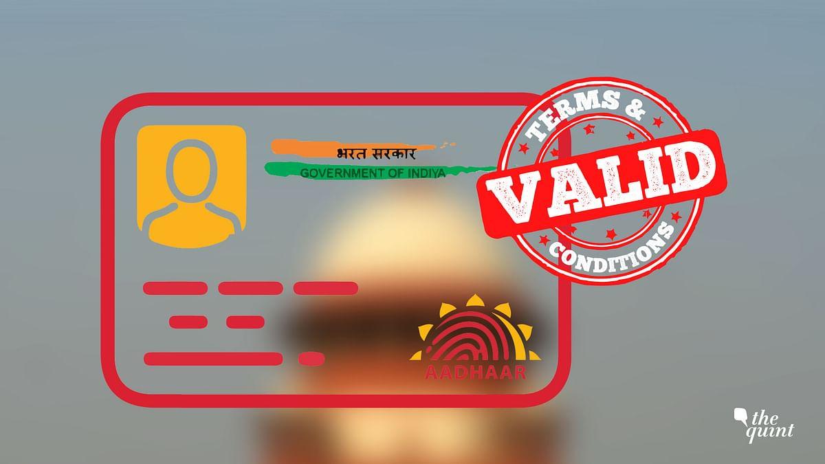 Aadhaar Verdict A Setback For Modi Govt, Here's How