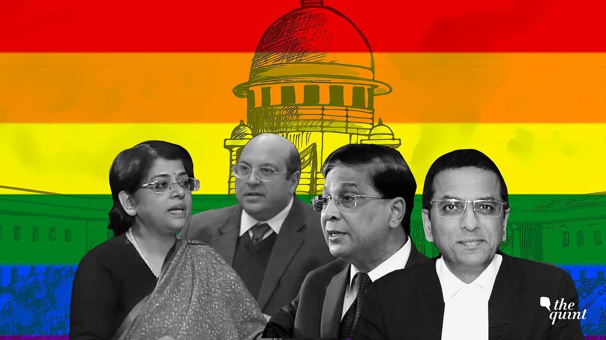 All You Need to Know About the SC's Landmark Section 377 Verdict