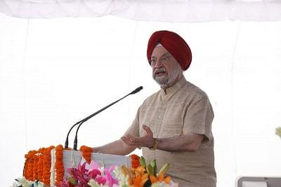 Hardeep Singh Puri. (Photo: IANS/PIB)