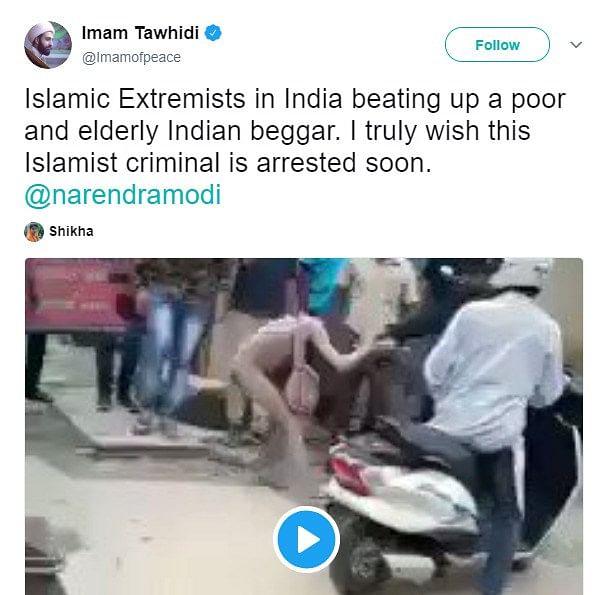 Fake News! 'Naga Sadhu' Was Not Thrashed by Muslims In Uttarakhand