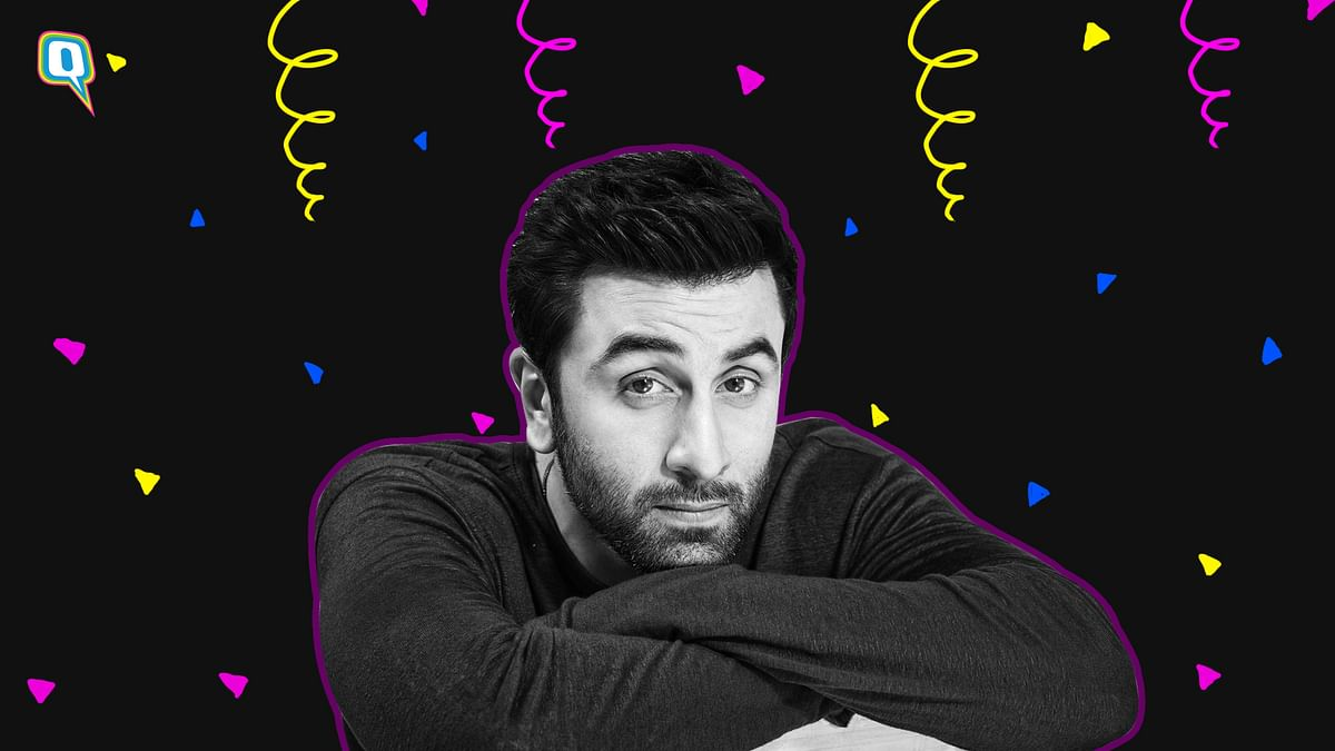 Ranbir's weird acting process is basically all of us!