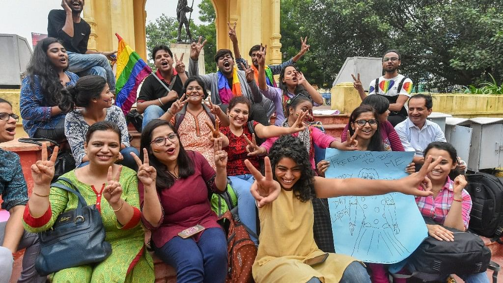 From Bhopal to Hyderabad, Indians Hail The Section 377 Verdict