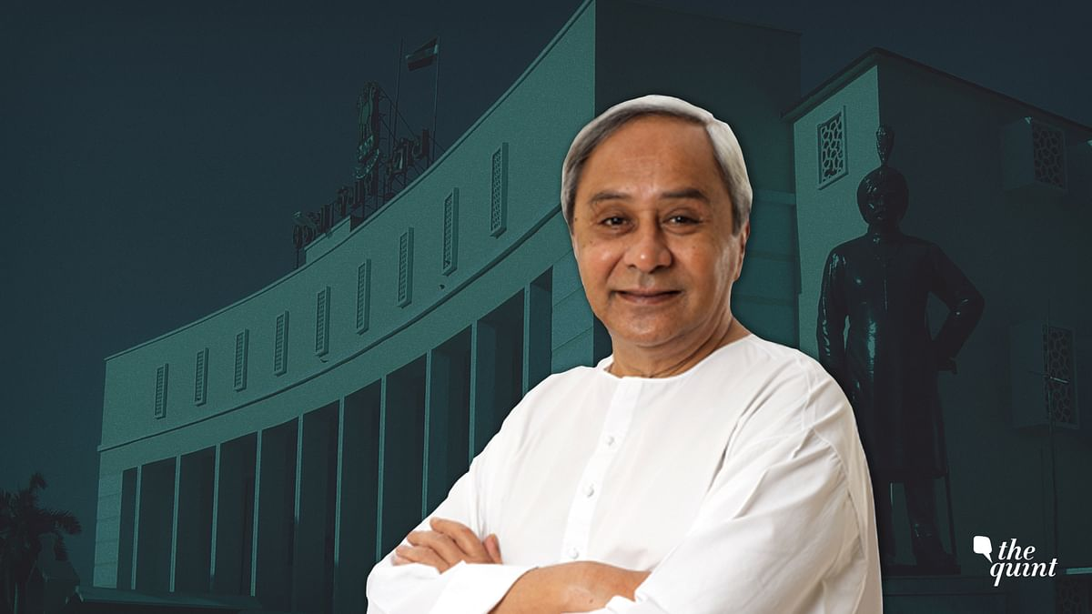 Naveen Patnaik Takes Oath As Odisha's CM For the 5th Term
