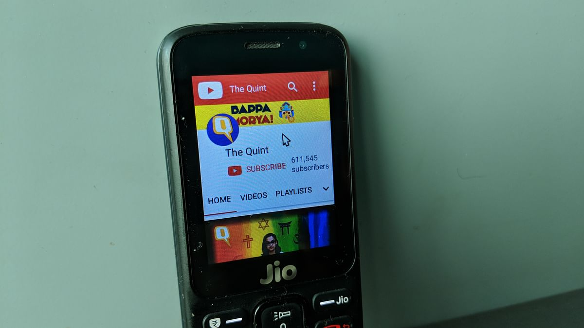 After WhatsApp, it is YouTube's turn to hit JioPhone.