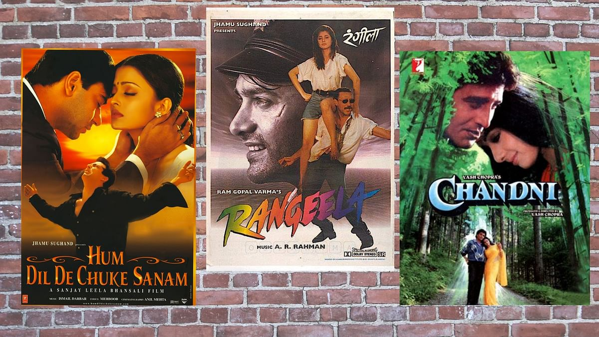 What's Bollywood without its love triangles?