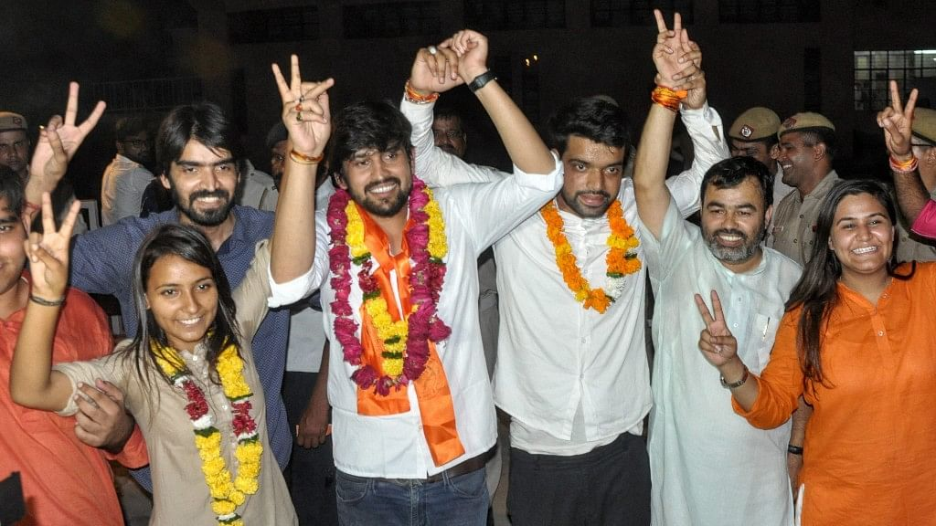 HC Directs Delhi University to Secure EVMs Used in DUSU Polls
