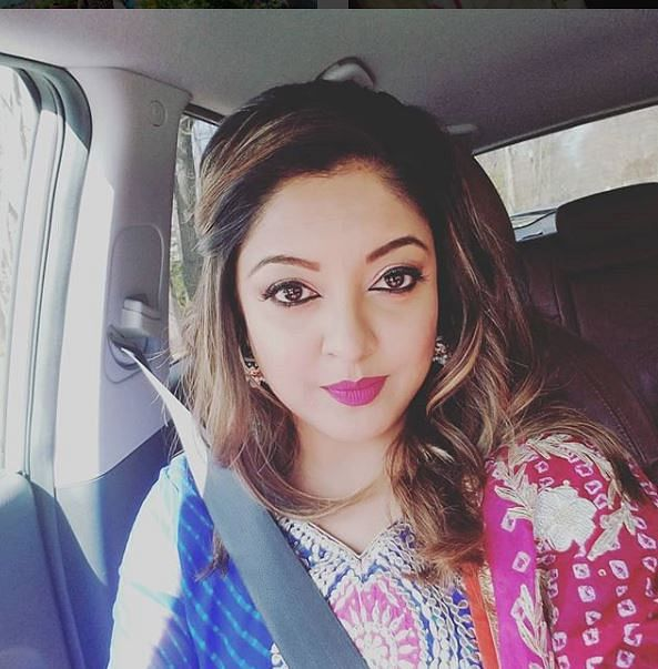 Tanushree Dutta spoke out again about something that happened ten years ago