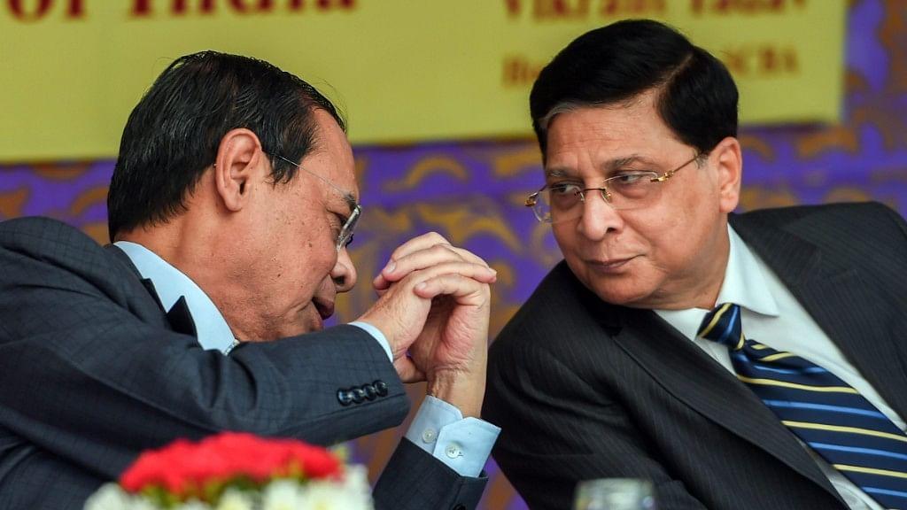 Dipak Misra Dismisses Plea Against Gogoi's Appointment as CJI