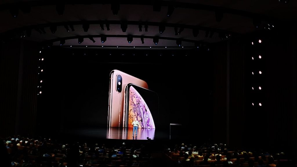 Two new iPhones have been announced at the keynote.