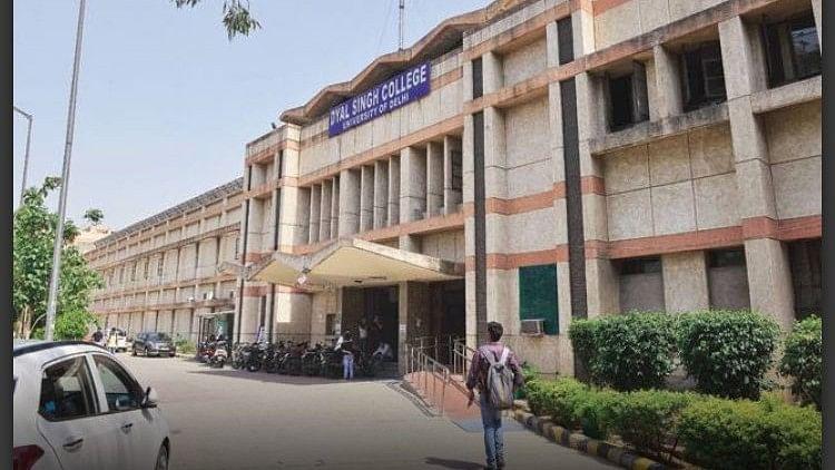 Dyal SIngh College.