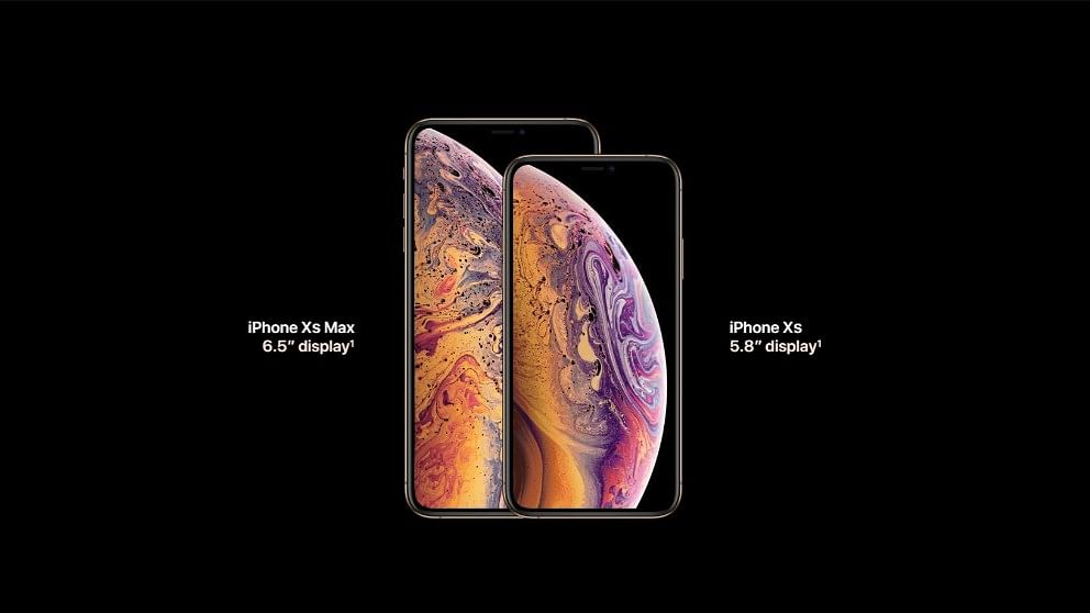 The new iPhone XS will start from Rs 99,900.