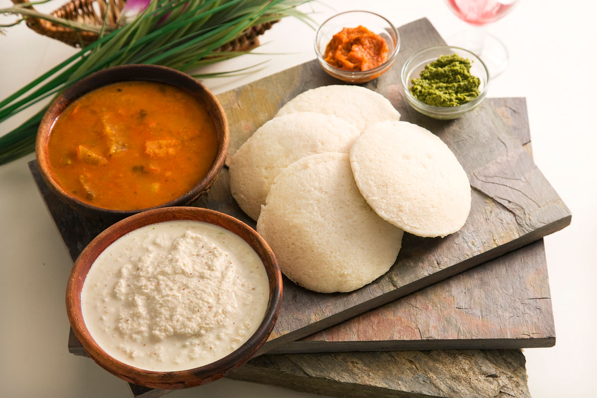 Most dishes in a South Indian cuisine are rich sources of probiotics.