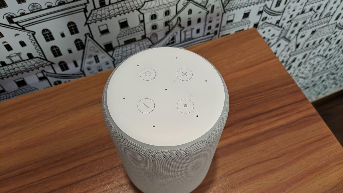 Amazon Echo Plus also gets a big design overhaul.