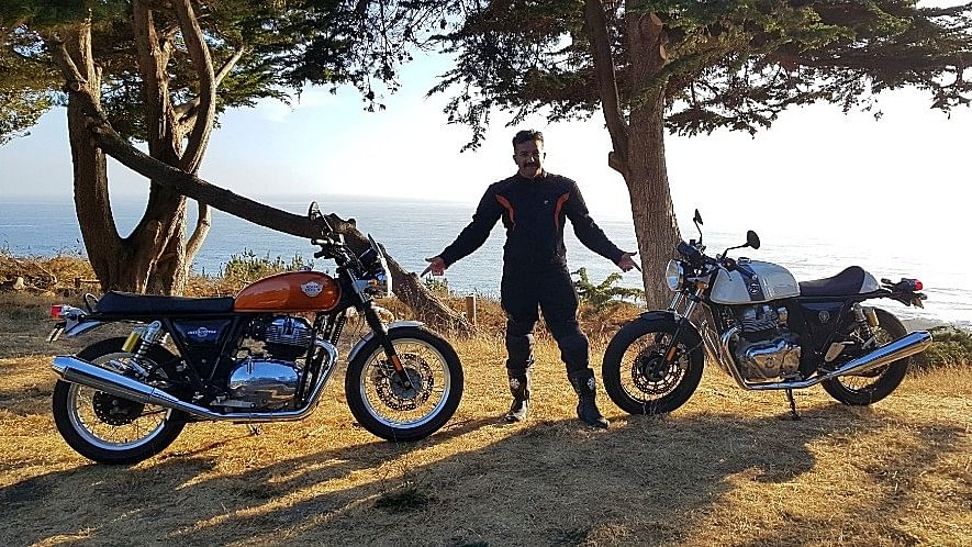 Royal Enfield Interceptor 650 & Continental GT  First-Ride Review