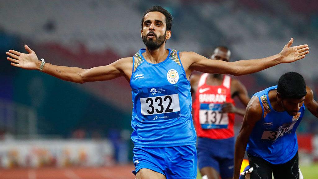 I am Not Surprised About Manjit Winning 800m Gold: Johnson