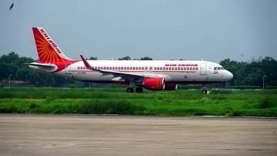 An Air India aircraft that failed to land at New York's John F Kennedy International Airport. Image used for representational purposes.