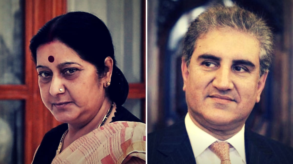 A meeting between External Affairs Minister Sushma Swaraj and Pakistan's Minister of Foreign Affairs Makhdoom Shah Mahmood Qureshi was scheduled but was later cancelled.