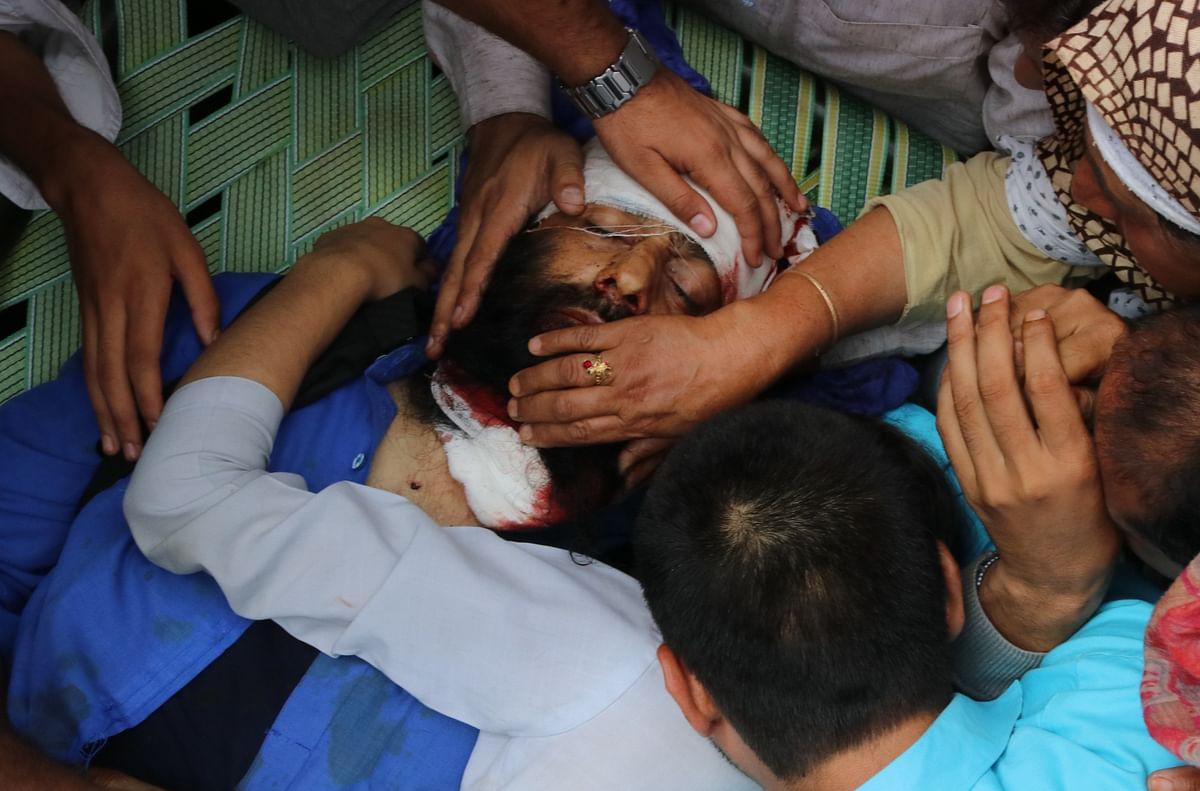 On 8 September, Hakeem, 45, was shot multiple times near his residence.