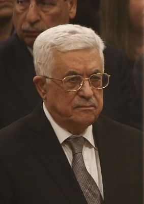 Palestinian President Mahmoud Abbas. (File Photo: Xinhua/Pool/Fadi Arouri/IANS)