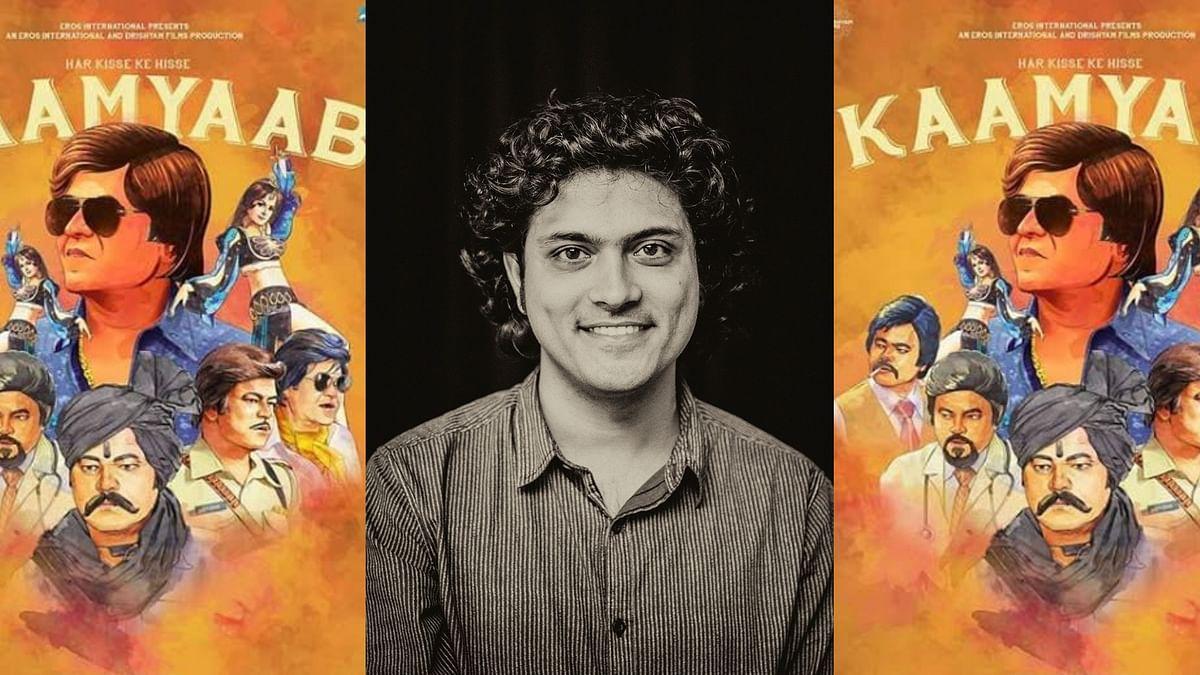 Hardik Mehta is making his feature film debut with <i>Kaamyaab</i>.&nbsp;
