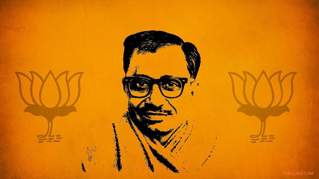 BJP ideologue Deen Dayal Upadhyaya.