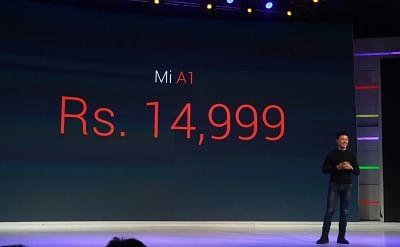 Chinese smartphone maker Xiaomi