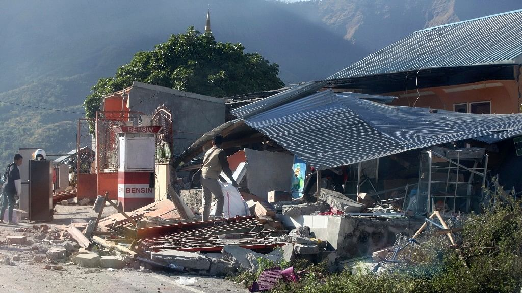 India Pushes Operation Samudra Maitri to Aid Tsunami-Hit Indonesia