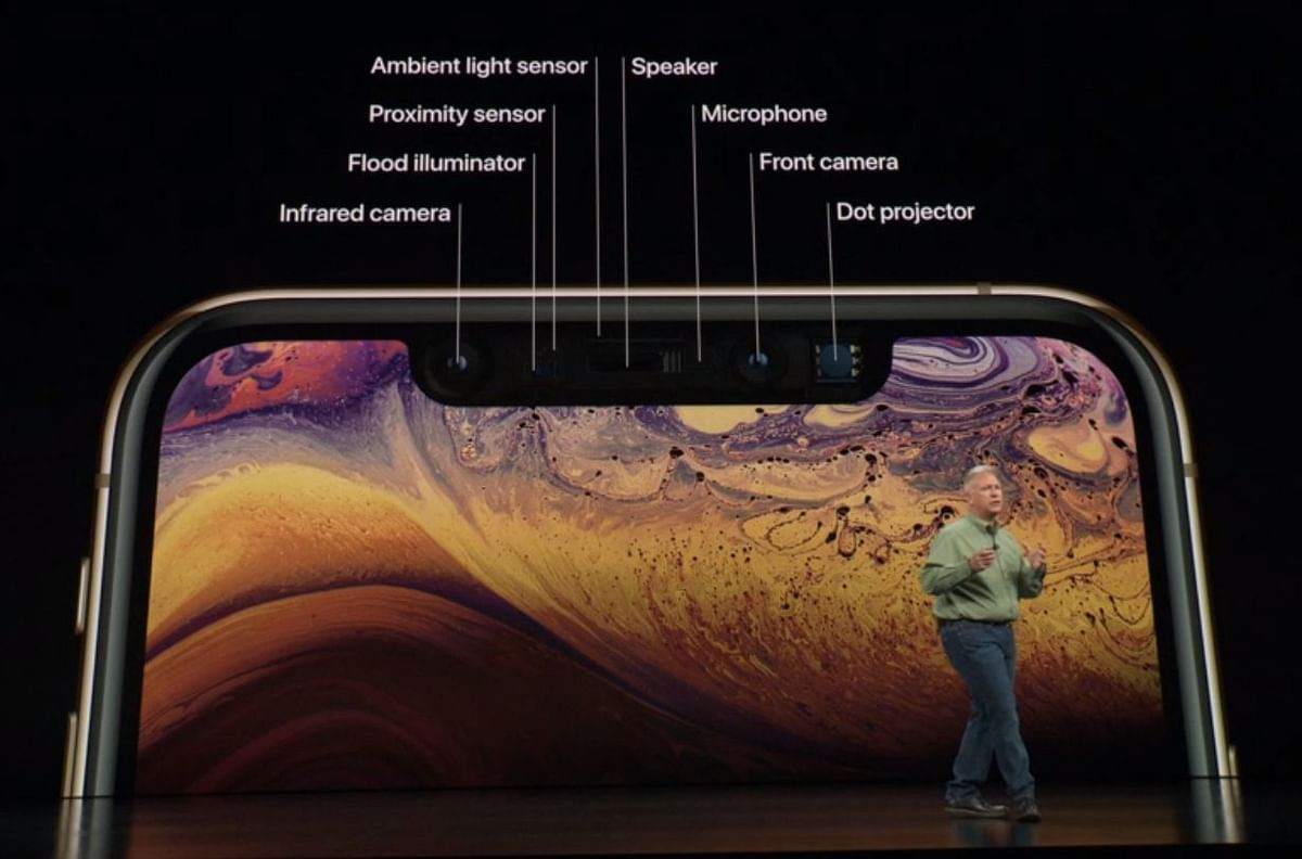 This is what powers the Face ID on the iPhone.