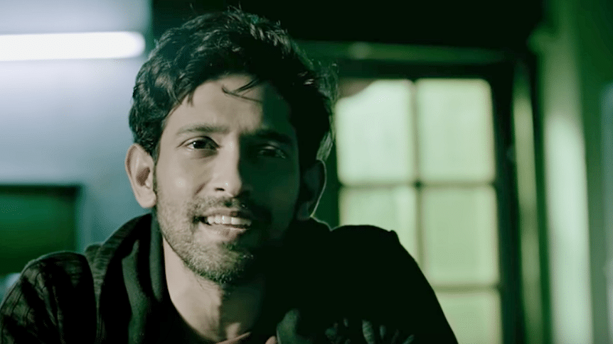 The book trailer features actor Vikrant Massey.