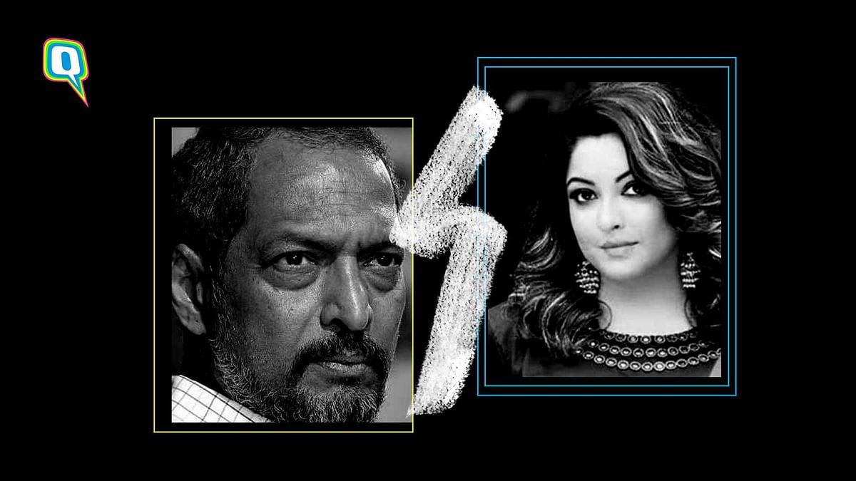 Tanushree Dutta's allegations against Nana Patekar are serious.