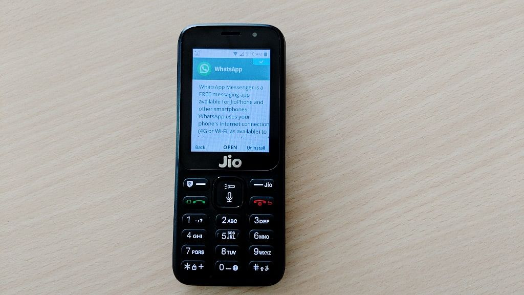JioPhone Users Can Now Download WhatsApp on Mobile – How to Get it