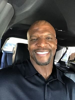 Terry Crews. (Photo: Twitter/@terrycrews)