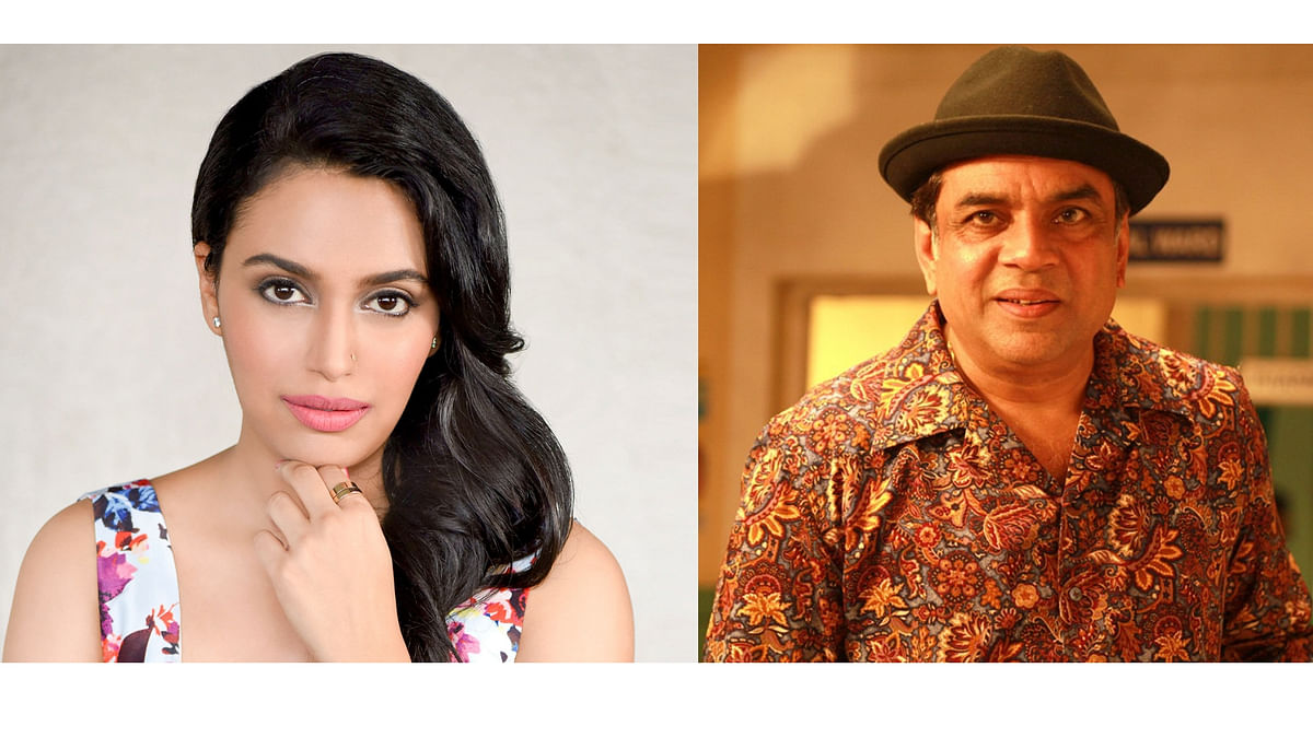 Swara Bhaskar vs Paresh Rawal: What's hotter than a political debate over coffee?
