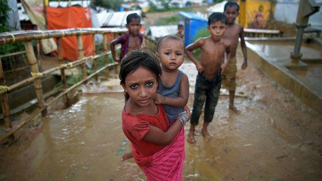 When 60,000 Teenage Girls Hide in Fear in Rohingya Camps