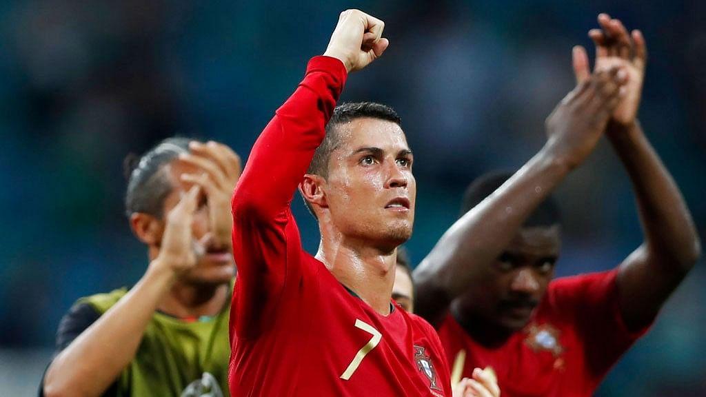 Ronaldo's Lawyer to Sue German Magazine Over Rape Report