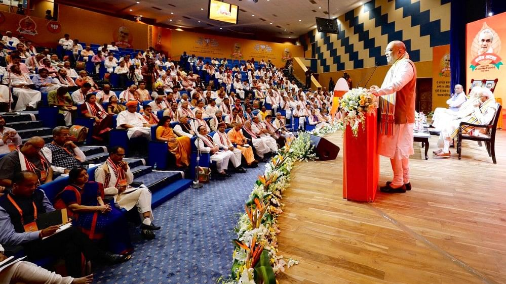 National Executive Meet: BJP Resolves to Build 'New India'