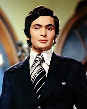 Rishi Kapoor in his first film, <i>Bobby</i>.&nbsp;