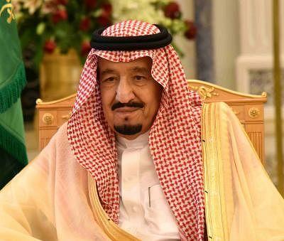 Saudi King Salman bin Abdulaziz Al Saud (File Photo: Xinhua/Wang Bo/IANS)