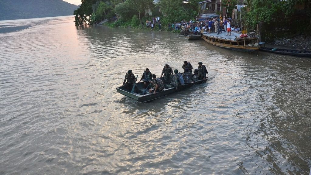 Three Killed as Boat With Nearly 50 People Capsizes in Brahmaputra